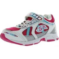 Stride Rite Girls Sadi Sneakers - White/Multi