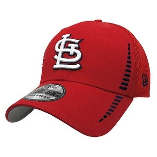 New Era St. Louis Cardinals Baseball Cap Hat MLB Speed Neo Fitted 80471165