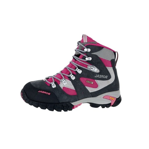 Boreal Climbing Shoes Womens Lightweight Lace Siana Coral