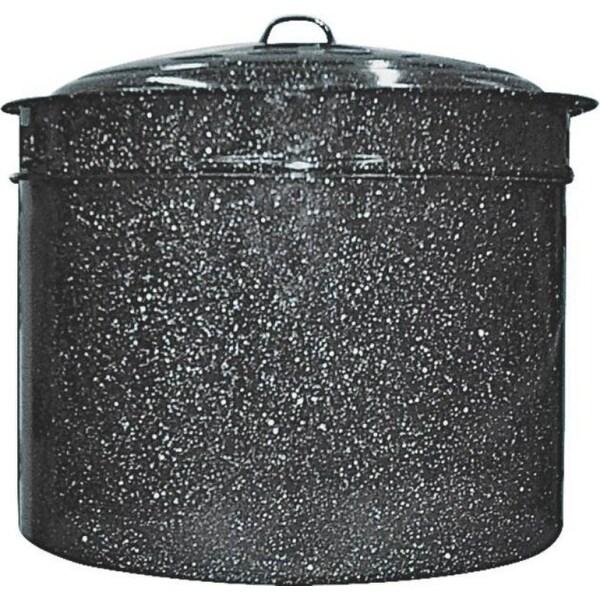 GraniteWare 6323-1 Crab & Crawfish Cooker, 33 Quart