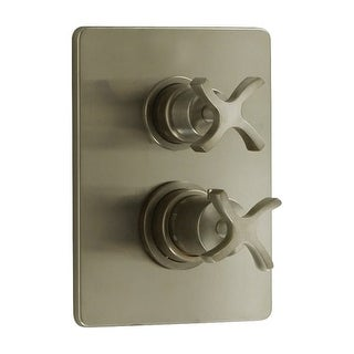 Fortis 8569100 Siena Thermostatic Valve Trim with Volume Control and Integrated Diverter