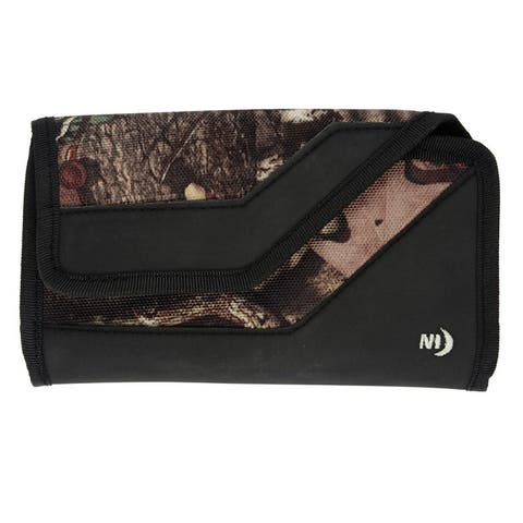 Nite Ize CCSXL-03-22 Clip Case Cargo Sideways Cell Phone Holster, Mossy Oak