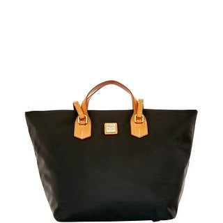 Dooney & Bourke Windham Large Leighton Tote (Introduced by Dooney & Bourke at $228 in Jan 2016) - Black