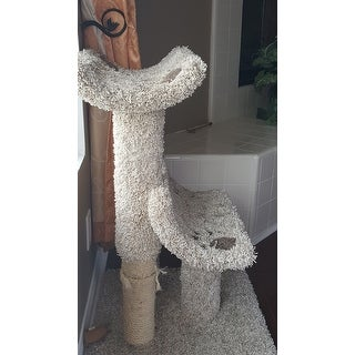 Shop New Cat Condos Double Cat Perch Free Shipping Today