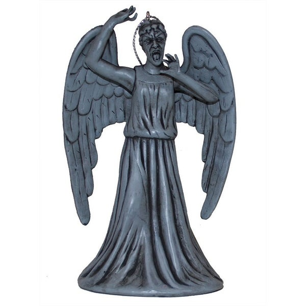 "Doctor Who 4"" Weeping Angel Holiday Ornament"