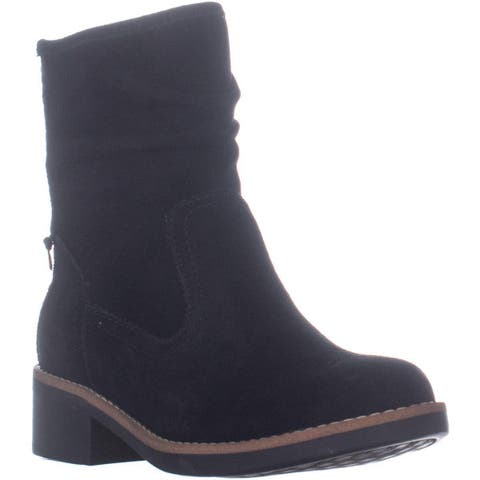 Lucca Lane Carolsue Ankle Boots, Black