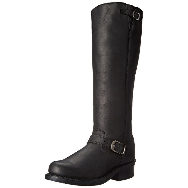 Durango NEW Black Women's Shoes Size 6M Soho Engineer Moto Boot