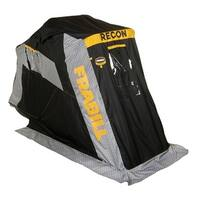 Frabill Recon 100 Flip-Over Shelter with Pad Trunk Seat - 640100