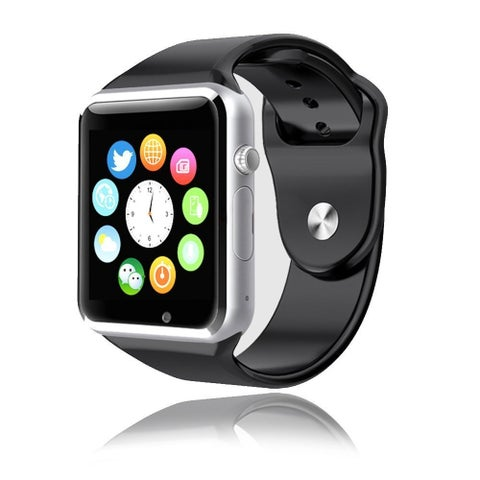 Kanstar A1 Smart Watch Bluetooth Waterproof GSM SIM Cam For Android iOS Phone