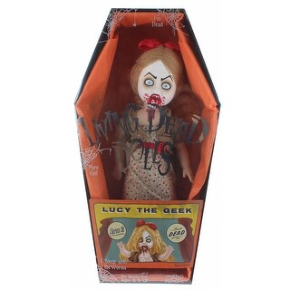 Living Dead Dolls Series 30 Sideshow: Lucy the Geek - multi