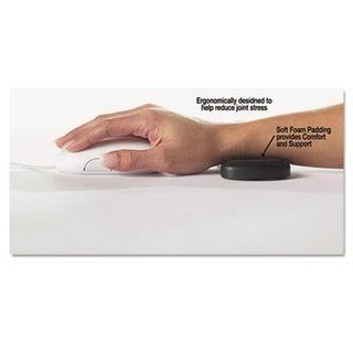 Master Caster 99504 Rolling Wrist Rest, Black