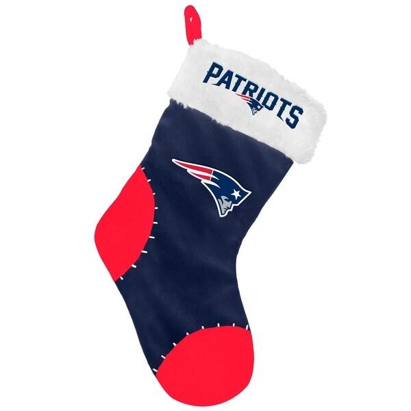NFL New England Patriots Holiday Stocking