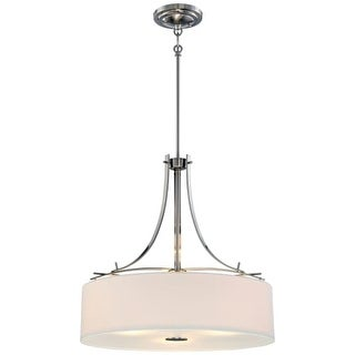 Minka Lavery 3308-84 3 Light Pendant from the Poleis Collection