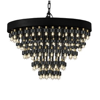 Cosmos 5-ring Chandelier Lighting