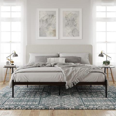 Avenue Greene Polaris Mixed Material Bed