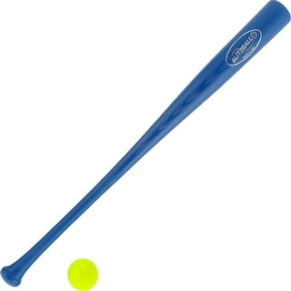 "Link to Blitzball ""The Ultimate Backyard Baseball"" Curve Training Plastic Ball & Bat Set Similar Items in Team Sports Equipment"