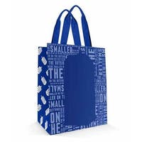 """Doctor Who """"Smaller On The Outside"""" Large Tote Bag - Multi"""