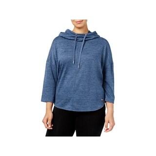Calvin Klein Womens Hoodie Fitness Active