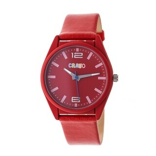 Crayo Dynamic Unisex Quartz Watch