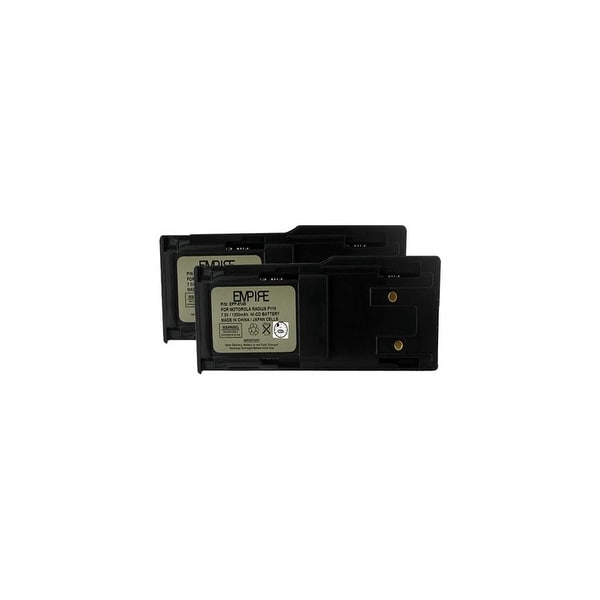 Replacement Battery for Motorola HNN8148A / BP8148 (2-Pack) Replacement Battery for Motorola HNN8148A