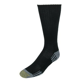 Link to Gold Toe Men's Cushioned Sole Outlast Crew Socks (3 Pair Pack) Similar Items in Slippers, Socks & Hosiery