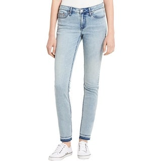 Calvin Klein Jeans Womens Skinny Jeans Mid-Rise Ankle - 31