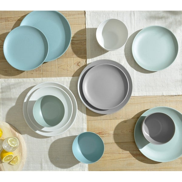 222 Fifth Bryce Mixed Set of 12, Multicolor