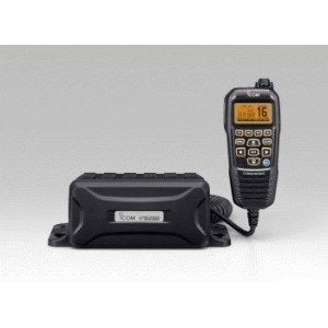 icom ICMM400BBB ICOM IC-M400BB Icom IC-M400BB Modular VHF Marine Radio with Black Command Mic IV
