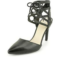 Bar III Womens JANET Pointed Toe D-orsay Pumps