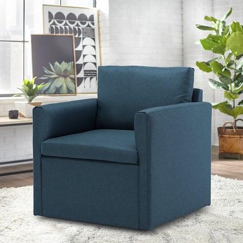 Upholstered Sofa Armchair & Spring Seat for Livingroom Bedroom Office