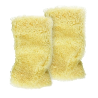 Jeanie Rub Massager Fleece Pad Cover Set of 2 - 4 in. x 9 in.