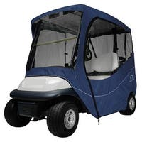 Fairway Travel Golf Cart Short Roof Enclosure - Navy - 40-047-335501-00