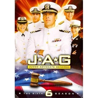 JAG - The Complete Sixth Season - DVD