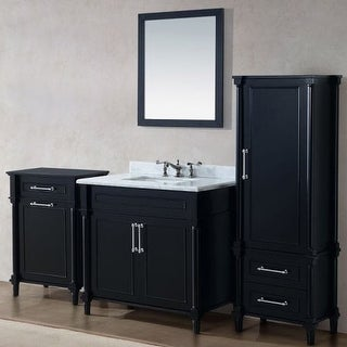 "Miseno MV-AMER36 Americana 36"" Free Standing Vanity with Vanity Top and Undermou"