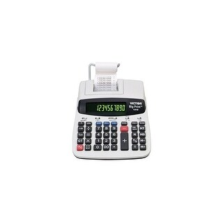 Victor Big Print Commercial Thermal Printing Calculator Thermal Printing Calculator