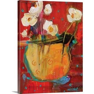 """""""Copper Pot"""" Canvas Wall Art"""