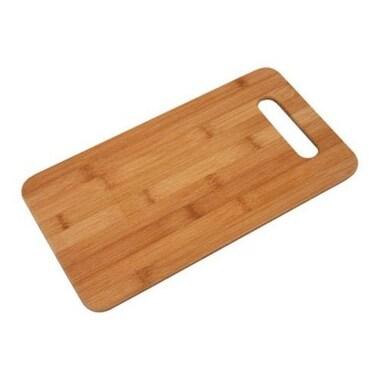"Chef Craft 21588 Bamboo Cutting Board, 7.5"" x 14"""