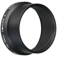 Polaroid 52mm Aluminum Lens And Filter Adapter Tube For Nikon A Camera