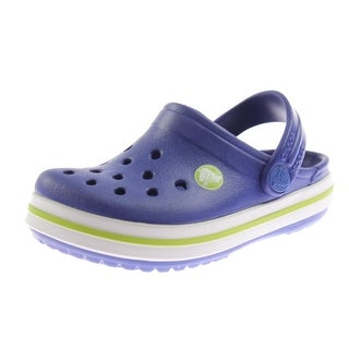 Crocs Boys Perforated Casual Clogs - 6/7