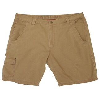 Farm Boy Western Shorts Mens Barn Functional Fun Khaki F13963151