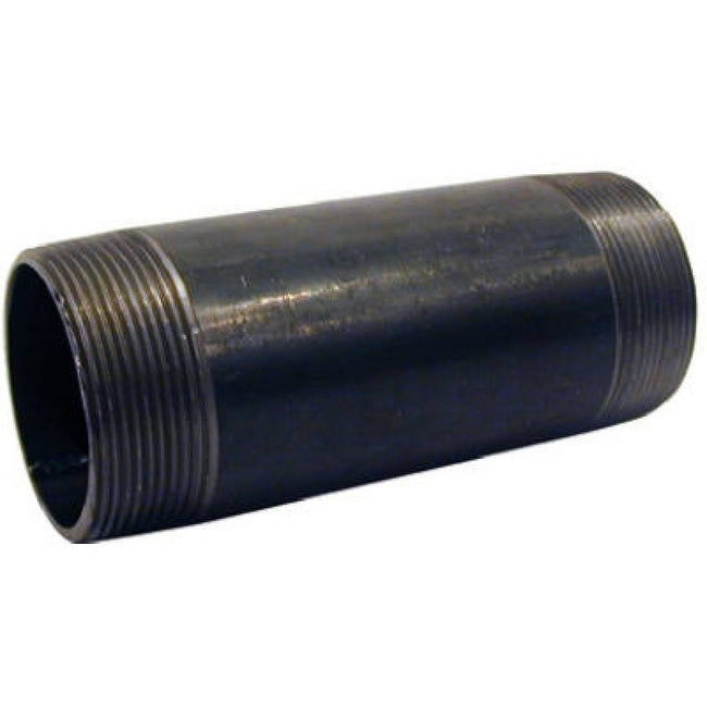 PanNext NB-2035 Nipple 2 x 3-1/2, Black