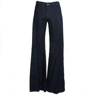 Polo Ralph Lauren NEW Blue Women's Size 31x34 High-Rise Flare Jeans
