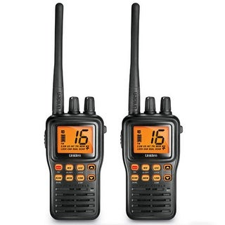 Uniden MHS75 2-Pack MHS75 Two-Way Marine Radio
