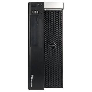 Dell Precision T5600 Workstation Tower Intel Xeon E5-2609 2.4G 8GB DDR3 320G NVS300 Windows 7 Pro 1 Year Warranty (Refurbished)