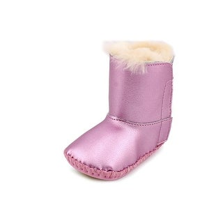 Ugg Australia Cassie Metallic   Round Toe Leather  Winter Boot