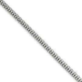 Chisel Stainless Steel 2.5mm 30 Inch Bismark Chain (2.5 mm) - 30 in