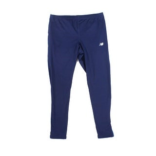 New Balance NEW Navy Blue Mens Size 2XL Training Track & Sweat Pants