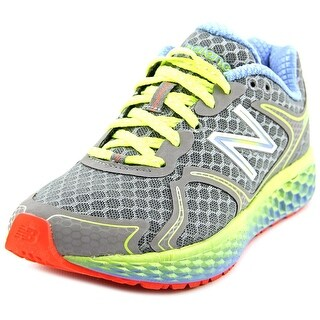 New Balance W980 Women 2A Round Toe Synthetic Gray Running Shoe