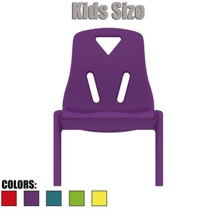 "2xhome - Kids Size Plastic Side Chair 10"" Seat Height Teal Childs Chair Childrens Room Chairs No Arm Arms Armless Molded"