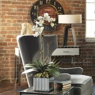 Uttermost 60122 White Kaleama Orchids